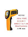 IR-termometer -50 till 1150-graders multifunktionella mätning