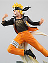 Cosplay Naruto Uzumaki PVC 31*19*31CM Figures Anime Action Jouets modele Doll Toy