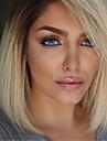 evawigs regard naturel court dentelle bob devant perruque synthetique perruques blondes ombre chaleur cheveux resistants
