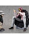 One Piece Trafalgar Law PVC 18cm Anime Actionfigurer Modell Leksaker doll Toy