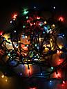 lumieres LED Festival double lumiere de couleur lumieres de Noel couleur aleatoire