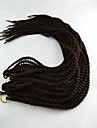 #1 / #1B Senegal Extensions de cheveux 18 Kanekalon 2 Brin 160g gramme Braids Hair