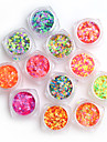 1set Nail Art Decoration Strass Pearls makeup Kosmetisk Nail Art Design