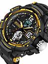 SANDA Bărbați Ceas Sport Ceas Militar Ceas Smart Ceas La Modă Ceas de Mână Piloane de Menținut Carnea Quartz JaponezLED Cronograf