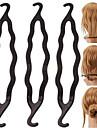 Bandeaux Uniquement sur Cheveux Secs Autres Taille pour les voyages Noir Pour Cheveux Traites Chimiquement Sec Normal Huileux others