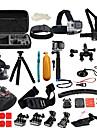 T200 Fixation Accessoires Kit For Xiaomi Camera Tous SJCAMKayak Universel Escalade Auto Wakeboard Plongee Voyage Militaire Roller