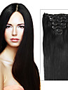 brazilian pince a cheveux dans les extensions 70g-120g clip dans les extensions de cheveux clip dans brazilian extensions de cheveux humains