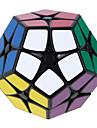 Shengshou® Cube de Vitesse  2*2*2 Megamix Vitesse Niveau professionnel Cubes magiques Noir Blanc Autocollant lisse FengAnti-pop ressort