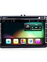 bonroad android6.0 tums bil DVD-spelare för VW / Volkswagen / polo / passat / golf / skoda / sits med wifi 3g värd Radio bt 1080p rds