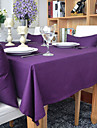 Office/Business Solid Dukar , 100% Bomull Material Hotel Dining Table / Tabell Dceoration / Dinner Decor Favor / Heminredning