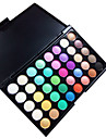 40 Eyeshadow Palette Dry Eyeshadow palette Powder Normal Daily Makeup