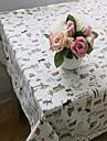 Dreptunghiular Cu model Animal Tăblițe masă , Amestec Bumbac Material Hotelul masă Tabelul Dceoration