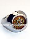 Mai multe accesorii Inspirat de Naruto Jiraiya Anime Accesorii Cosplay inel Argintiu Aliaj