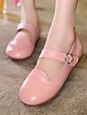 Fete Pantofi Flați Confortabili Piele Casual Confortabili Galben Rosu Roz Plat