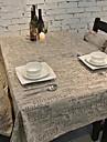 Office/Business Mönstrad Dukar , Linne/Bomull blend MaterialHotel Dining Table / Bröllopsfest dekoration / Wedding Banquet Dinner /