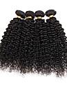 4 Pieces Tres Frise Tissages de cheveux humains Cheveux Indiens 100g per bundle 8inch-28inch Extensions de cheveux humains