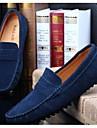 Bărbați Mocasini & Balerini Confortabili Piele Casual Albastru Maro Gri Burgundia