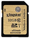 Kingston 32GB Card SD card de memorie UHS-I U1 Class10