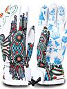 Gants de ski Doigt complet Femme / Homme Gants sportGarder au chaud / Antiderapage / Etanche / Resistant au vent / Resistant a la neige /