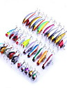 30 pcs Poissons nageur/Leurre dur Crayon Popper Kits de leurre leurres de peche Kits de leurre g/Once mm pouce,Plastique durPeche en mer