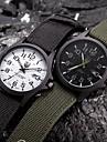 Bărbați pentru Doamne Pentru cupluri Ceas Sport Ceas Militar Ceas Elegant Ceas La Modă Ceas de Mână Quartz Punk Plin de Culoare Mare Dial