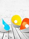 60 Hängande lampor ,  Modern Målning Särdrag for Ministil MetallVardagsrum Sovrum Dining Room Skaka pennan och tryck på spetsen innan du