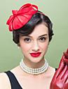 Femei In Diadema-Nuntă Ocazie specială Informal Pălării/Căciuli 1 Bucată