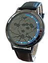 Bărbați Ceas Sport Ceas Militar Ceas Elegant Ceas La Modă Ceas de Mână Ceas digital Quartz Piloane de Menținut Carnea CalendarPiele