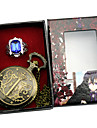 Ceas/Ceas de Mână Mai multe accesorii Inspirat de Black Butler Ciel Phantomhive Anime Accesorii Cosplay Ceas/Ceas de Mână Inel Bărbătesc