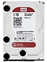 WD 1TB Desktop Hard Disk Drive 5400rpm SATA 3,0 (6 Gbit / s) 64MB cacheWD10EFRX