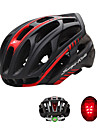Sportif Unisexe Velo Casque 36 Aeration Cyclisme Cyclisme L : 59-63cm Polycarbonate EPS Blanc Vert Rouge Noir Bleu Autres Argent