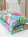 Floral Seturi Duvet Cover 2 Piese Bumbac Poli/Bumbac Model Imprimeu reactiv Bumbac Poli/Bumbac Queen 2pcs Shams
