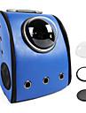 Chat Chien Sac de transport Astronaute Capsule transporteur Animaux de Compagnie Transporteur Portable Respirable Solide Bleu Brun Rose