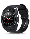 kimlink® v8 smartwatch camera touch screen ecran hands-free pedometru telecomandă fitness tracker