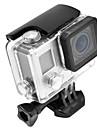 Accessoires pour GoPro, Cadre Souple Etui de protection Coque Etanche Fixation Etanches, Pour-Camera d\'action, Gopro Hero 3+ Gopro Hero 4