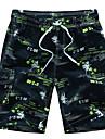 Bărbați Mărime Plus Size Larg Pantaloni Sport Pantaloni Scurți Pantaloni,Peteci Boho Activ Imprimeu Bloc de CuloareSporturi Casul/Zilnic