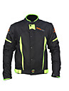 pro-motard veste jk-37 moto motocross manteau de securite reflechissant de sport moto equipement de protection vetements