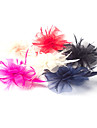 Feather Net Headpiece-Wedding Special Occasion Fascinators Flowers 1 Piece