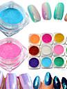1bottle Manucure De oration strass Perles Maquillage cosmetique Nail Art Design