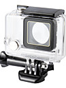 Accessoires pour GoPro, Etui de protection Coque Etanche Etanches, Pour-Camera d\'action, Gopro 4/3+/2 1pcs PVC