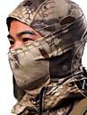 Unisexe cagoules Chasse Sport de detente Resistant a la poussiere Vestimentaire Printemps Automne Hiver Marron
