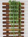1 Une succursale Plastique Plantes Guirlande et Fleur Murale Fleurs artificielles 90