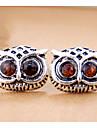 Cercei Stud Cercei Picătură Cercei Rotunzi imitație de diamantDesign Basic Design Unic Stil Logo Design Animal Prietenie Cute Stil Sexy