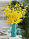 1 ramură Mătase Others Crizantemă Față de masă flori Flori artificiale