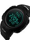 Ceas Smart Rezistent la Apă Standby Lung Sporturi Multifuncțional Busolă Cronometru Ceas cu alarmă Cronograf Calendar IR Nr Slot Sim Card