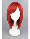Short love live! -nishikino maki rouge synthetique 16inch perruque cosplay anime cs-181c