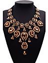 Pentru femei Coliere Bijuterii Bijuterii Piatră Preţioasă Aliaj La modă Euramerican Bijuterii Pentru Petrecere