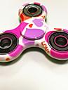 Spinner antistres mână Spinner Jucarii Tri-Spinner Plastic EDCStres și anxietate relief Birouri pentru birou Ameliorează ADD, ADHD,