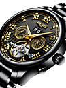 Bărbați Adolescent Ceas Sport Ceas Militar Ceas Elegant Ceas Schelet Ceas La Modă Ceas de Mână ceas mecanic Unic Creative ceas Ceas Casual
