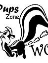 Animaux Bande dessinee Mots& Citations Stickers muraux Autocollants avion Autocollants muraux decoratifs Autocollants toilettes,Vinyle